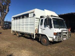 Glenn horse truck