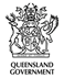 Logo Qld Government